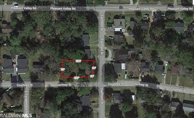 908 Fairmont St, Mobile, AL 36606 (MLS #309798) :: Sold Sisters - Alabama Gulf Coast Properties