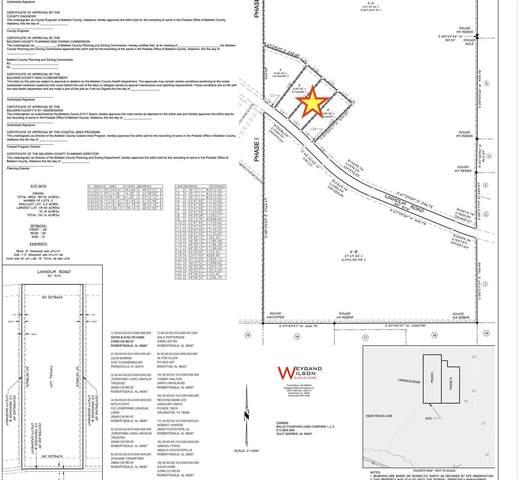 0 Linholm Rd, Robertsdale, AL 36567 (MLS #309838) :: Ashurst & Niemeyer Real Estate