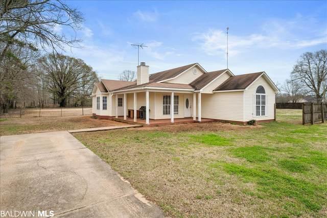 127 Nichols Avenue, Atmore, AL 36502 (MLS #309847) :: Alabama Coastal Living
