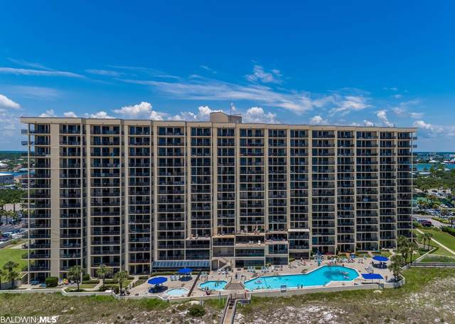 26800 Perdido Beach Blvd #807, Orange Beach, AL 36561 (MLS #309849) :: Ashurst & Niemeyer Real Estate