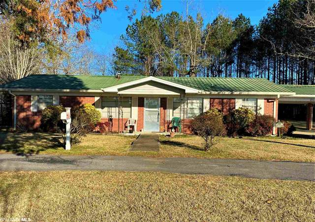 5024 Highway 21, Atmore, AL 36502 (MLS #309874) :: Coldwell Banker Coastal Realty