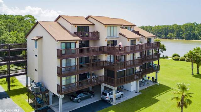 4170 Spinnaker Dr 1227E, Gulf Shores, AL 36542 (MLS #309875) :: JWRE Powered by JPAR Coast & County