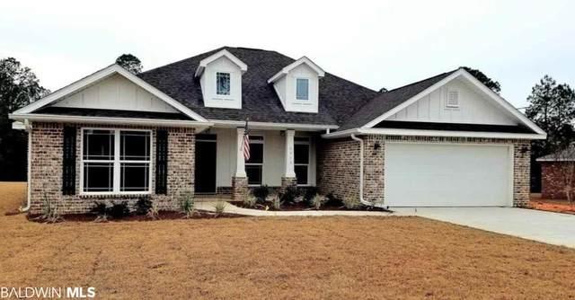 33174 Copper Leaf Ln, Lillian, AL 36549 (MLS #309920) :: Crye-Leike Gulf Coast Real Estate & Vacation Rentals