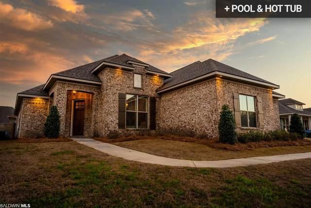 8844 Rosedown Lane, Daphne, AL 36526 (MLS #309928) :: Sold Sisters - Alabama Gulf Coast Properties