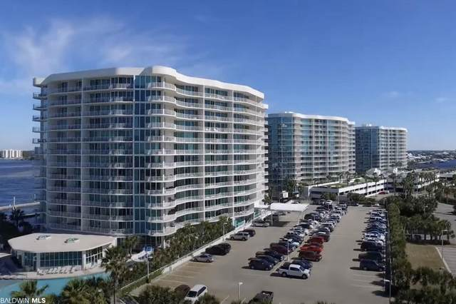 28105 Perdido Beach Blvd C1212, Orange Beach, AL 36561 (MLS #309942) :: Levin Rinke Realty