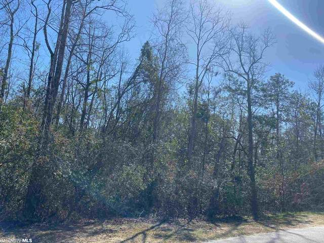 Timber Ridge Dr, Loxley, AL 36551 (MLS #309946) :: Elite Real Estate Solutions