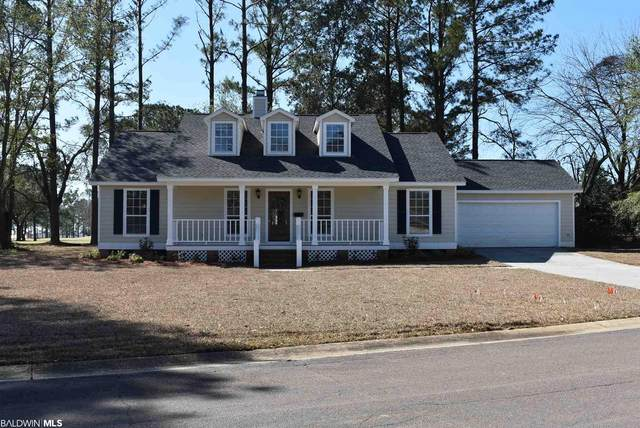 19849 Quail Creek Drive, Fairhope, AL 36632 (MLS #309953) :: Ashurst & Niemeyer Real Estate