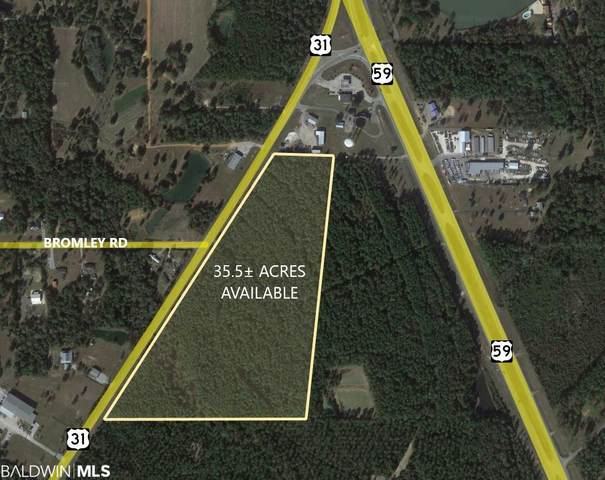 Us Highway 31, Stapleton, AL 36578 (MLS #309954) :: JWRE Powered by JPAR Coast & County