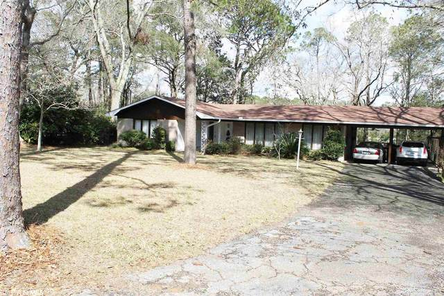5354 Dogwood Court, Mobile, AL 36693 (MLS #310028) :: JWRE Powered by JPAR Coast & County