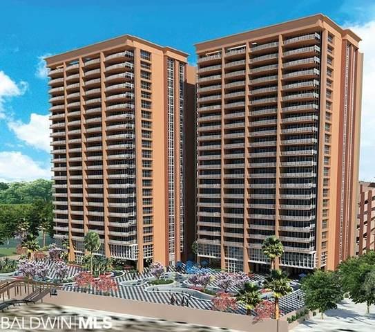 23008 Perdido Beach Blvd 19B3, Orange Beach, AL 36561 (MLS #310030) :: Gulf Coast Experts Real Estate Team
