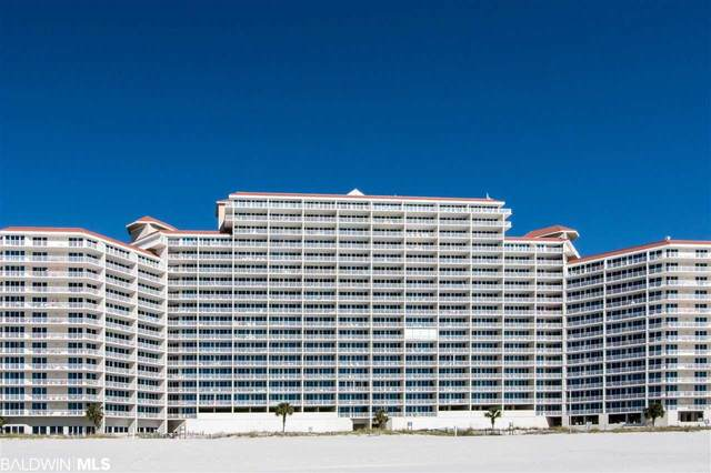 455 E Beach Blvd #1810, Gulf Shores, AL 36542 (MLS #310036) :: Alabama Coastal Living