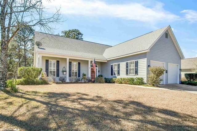 30833 Pine Court, Daphne, AL 36527 (MLS #310044) :: Elite Real Estate Solutions