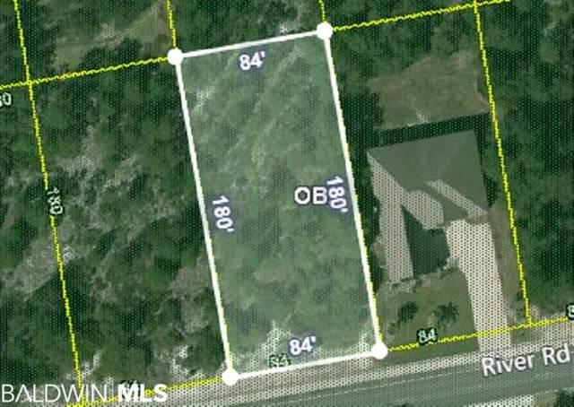 0 River Road, Orange Beach, AL 36561 (MLS #310046) :: Coldwell Banker Coastal Realty