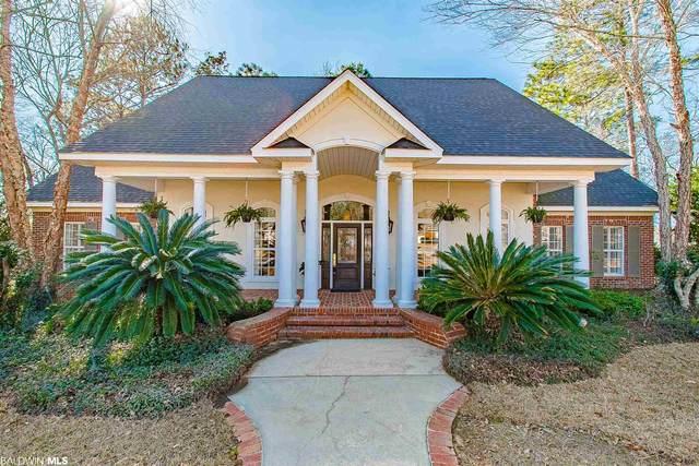 8830 Pine Run, Daphne, AL 36527 (MLS #310049) :: Elite Real Estate Solutions