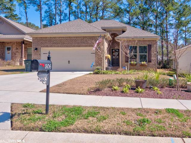 506 Rolling Hill Circle, Daphne, AL 36526 (MLS #310059) :: Ashurst & Niemeyer Real Estate
