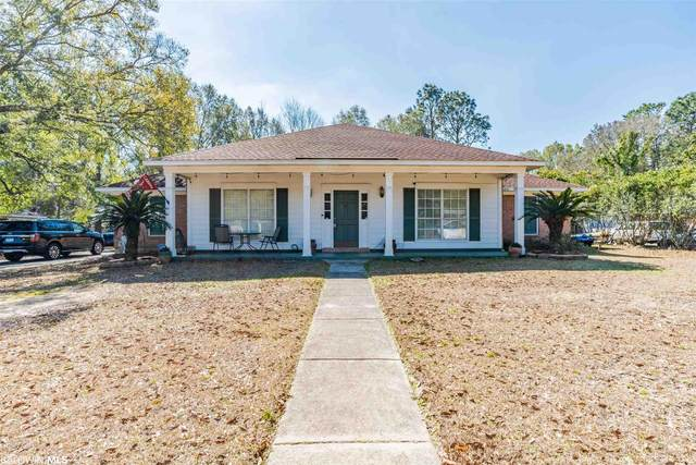 7711 S Meadows Drive, Mobile, AL 36619 (MLS #310062) :: Coldwell Banker Coastal Realty