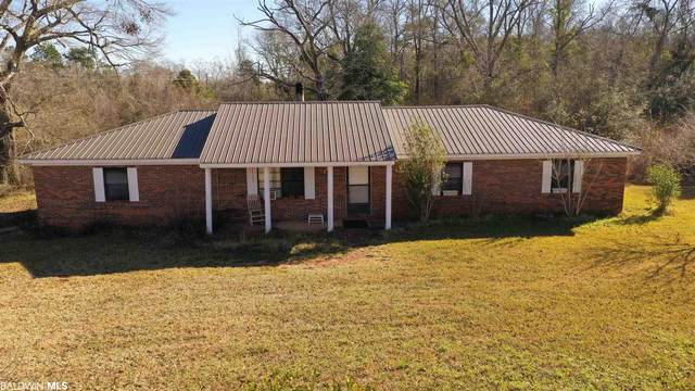 1907 Old Atmore Road, Flomaton, AL 36441 (MLS #310067) :: JWRE Powered by JPAR Coast & County