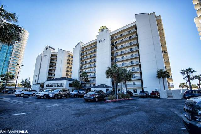 26266 Perdido Beach Blvd #811, Orange Beach, AL 36561 (MLS #310080) :: JWRE Powered by JPAR Coast & County