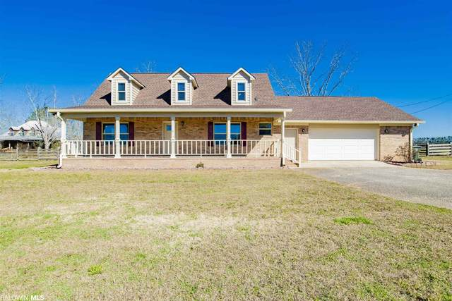 14501 Underwood Road, Summerdale, AL 36580 (MLS #310083) :: Sold Sisters - Alabama Gulf Coast Properties