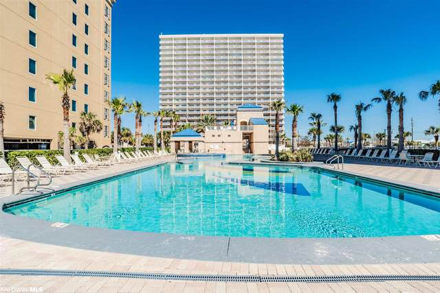1010 W Beach Blvd #2007, Gulf Shores, AL 36542 (MLS #310084) :: Sold Sisters - Alabama Gulf Coast Properties