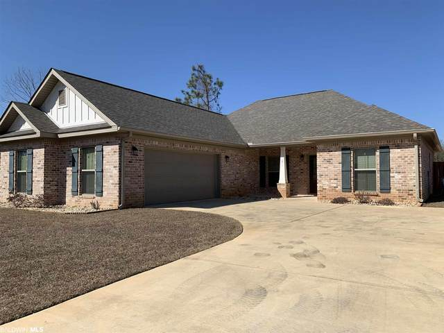 1211 Pembroke Way, Foley, AL 36535 (MLS #310086) :: Sold Sisters - Alabama Gulf Coast Properties