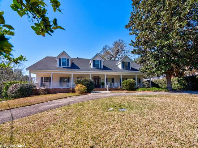6401 Thompson Drive, Daphne, AL 36526 (MLS #310106) :: Ashurst & Niemeyer Real Estate