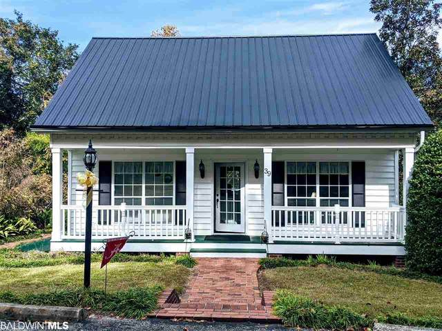 39 E Central Avenue, Chatom, AL 36518 (MLS #310114) :: The Kathy Justice Team - Better Homes and Gardens Real Estate Main Street Properties