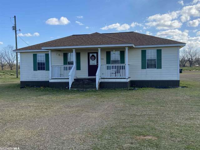 3751 Mayhaw Rd, Mcdavid, FL 32568 (MLS #310133) :: The Kathy Justice Team - Better Homes and Gardens Real Estate Main Street Properties