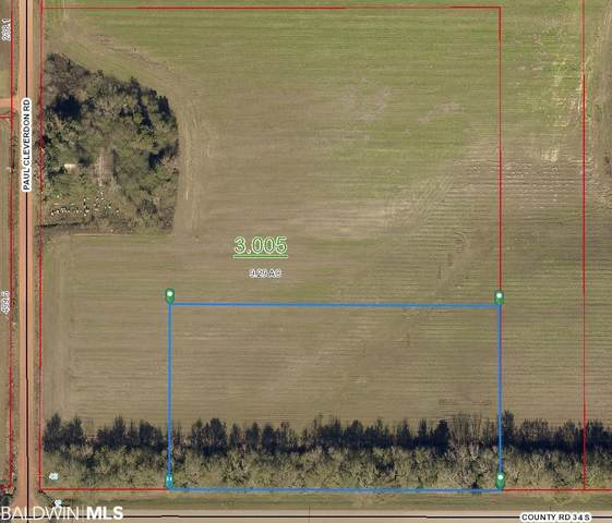 S County Road 34, Summerdale, AL 36580 (MLS #310136) :: Ashurst & Niemeyer Real Estate