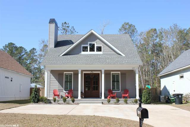 277 Westley St, Fairhope, AL 36532 (MLS #310148) :: Ashurst & Niemeyer Real Estate