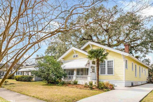 6 Macy Place, Mobile, AL 36604 (MLS #310164) :: Levin Rinke Realty