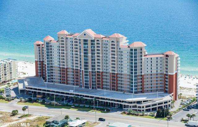 455 E Beach Blvd #409, Gulf Shores, AL 36542 (MLS #310171) :: Sold Sisters - Alabama Gulf Coast Properties