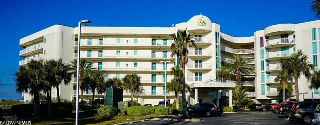 27501 Perdido Beach Blvd #411, Orange Beach, AL 36561 (MLS #310183) :: Gulf Coast Experts Real Estate Team