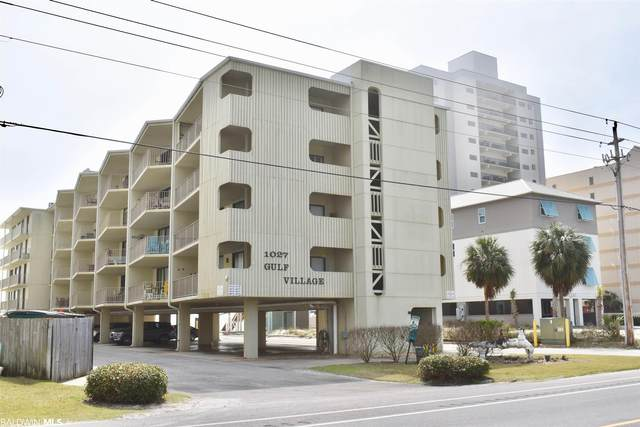 1027 W Beach Blvd #216, Gulf Shores, AL 36542 (MLS #310194) :: Ashurst & Niemeyer Real Estate