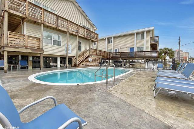 344 E Beach Blvd #32, Gulf Shores, AL 36542 (MLS #310197) :: Ashurst & Niemeyer Real Estate