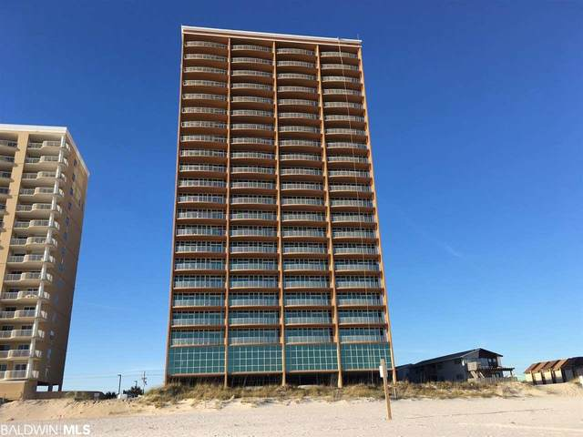 801 W Beach Blvd #1704, Gulf Shores, AL 36542 (MLS #310199) :: Mobile Bay Realty