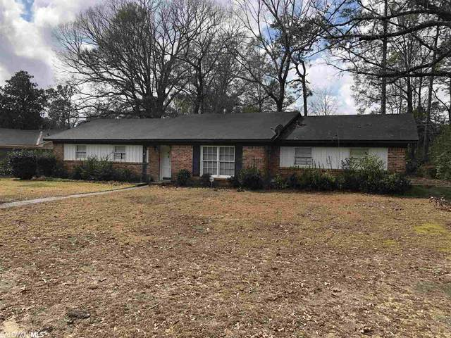 1109 W Chalet Drive, Mobile, AL 36608 (MLS #310240) :: Alabama Coastal Living