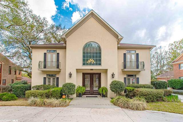 4009 Sedgewick Ct, Mobile, AL 36693 (MLS #310247) :: Coldwell Banker Coastal Realty