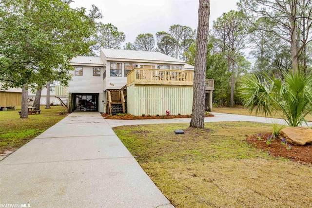 400 Audubon Drive, Dauphin Island, AL 36528 (MLS #310250) :: Alabama Coastal Living