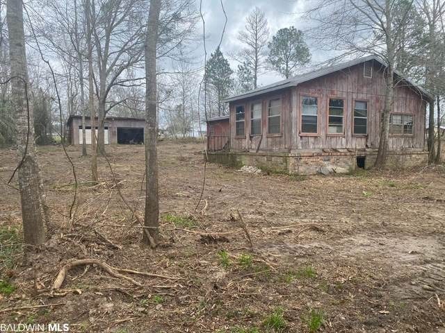 22727 Dunbar Road, Robertsdale, AL 36567 (MLS #310251) :: JWRE Powered by JPAR Coast & County