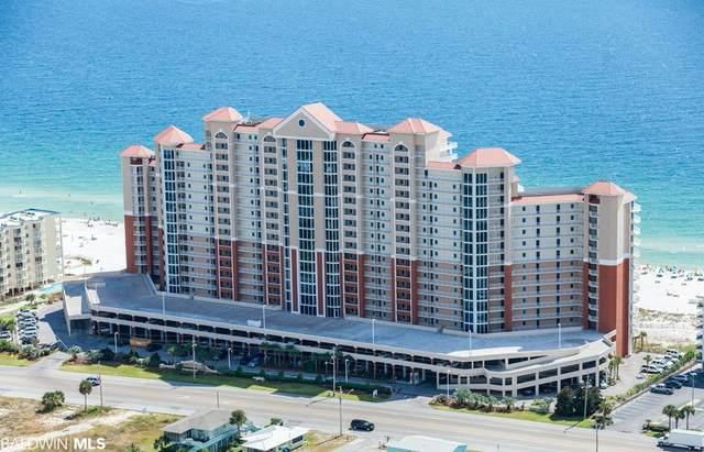 455 E Beach Blvd #503, Gulf Shores, AL 36542 (MLS #310252) :: Dodson Real Estate Group