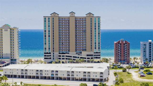 931 W Beach Blvd #705, Gulf Shores, AL 36542 (MLS #310285) :: Alabama Coastal Living