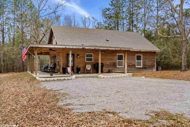 46195 Sunset Drive, Bay Minette, AL 36507 (MLS #310291) :: Alabama Coastal Living