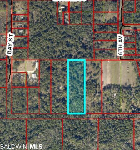 0 Bay Street, Fairhope, AL 36532 (MLS #310304) :: Bellator Real Estate and Development