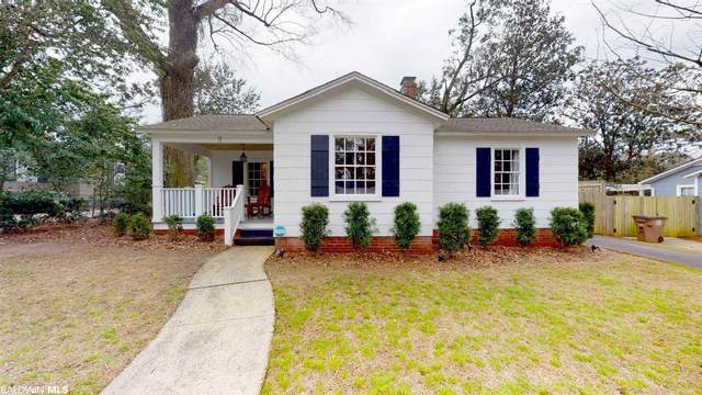9 York Pl, Mobile, AL 36608 (MLS #310319) :: Coldwell Banker Coastal Realty