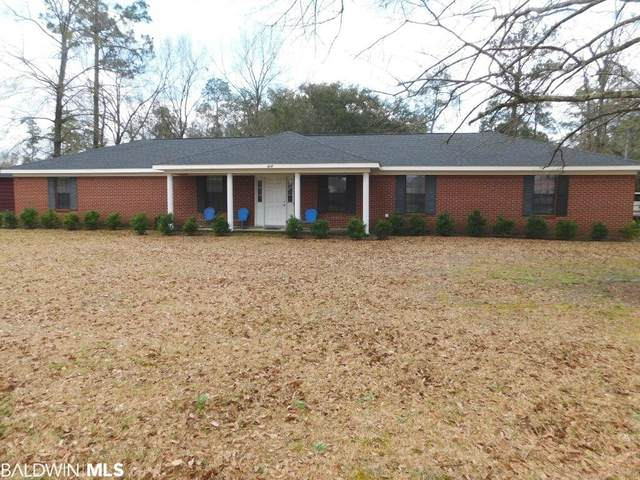 812 Meadow Drive, Atmore, AL 36502 (MLS #310326) :: EXIT Realty Gulf Shores