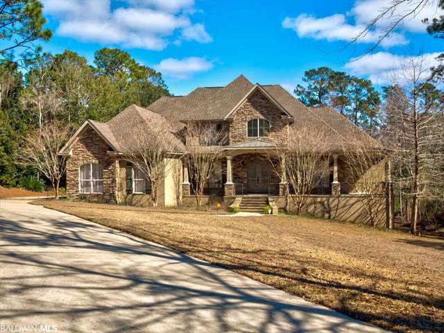 31586 Rhett Dr, Spanish Fort, AL 36252 (MLS #310333) :: Alabama Coastal Living