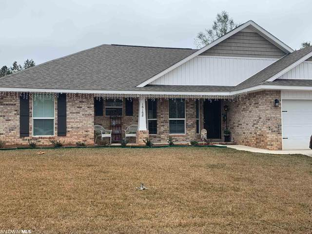 16110 Wishing Tree Ct, Foley, AL 36535 (MLS #310361) :: Mobile Bay Realty
