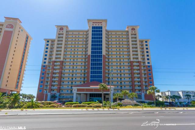 365 E Beach Blvd #901, Gulf Shores, AL 36542 (MLS #310370) :: Mobile Bay Realty