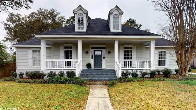 924 Oak Ridge Rd, Mobile, AL 36609 (MLS #310392) :: Dodson Real Estate Group